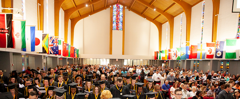 Commencement Events